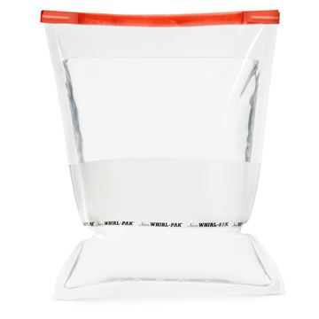 Picture of Whirl-Pak® Write On Bags 55 oz
