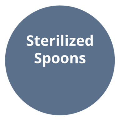 Picture for category Sterilized Spoons