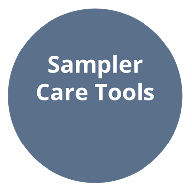 Picture for category Nasco Sampler Care Tools