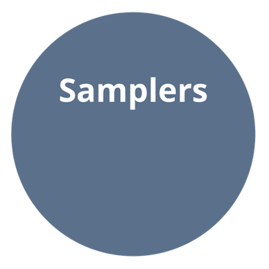 Picture for category Samplers