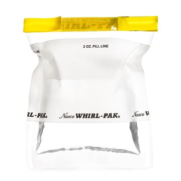 Picture of Whirl-Pak® Write On Bags 2 oz